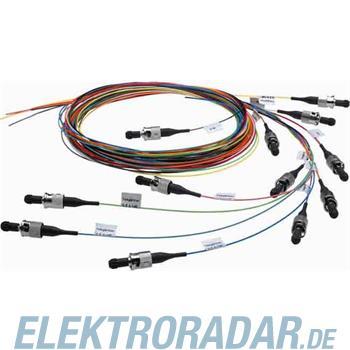 Telegärtner LWL Pigtail-Set TN-PS-12LC-50-OM2