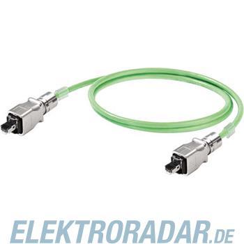Weidmüller Patchkabel 3m IEC5DD4UG0030A2EA2EX