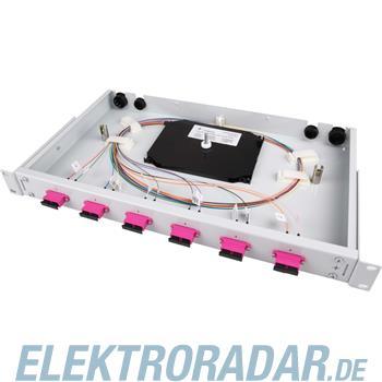 Telegärtner Spleißbox bestückt TNSB-BV-6SCD-50-OM4