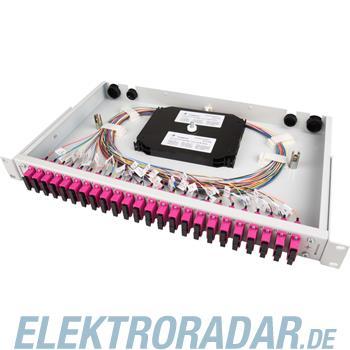 Telegärtner Spleißbox bestückt TNSB-Be-24SCD-50-OM4