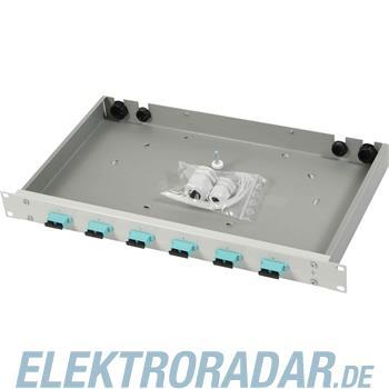 Telegärtner Spleißbox mit Kupplungen TNSB-Be-24LCD-OM3