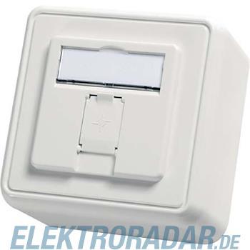 Telegärtner Modul-Aufnahme AP 80x80 H02000A0091