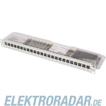 Telegärtner 19Z-Modulträger 1HE grau J02023A0040
