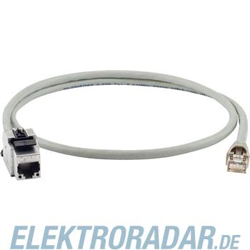 Telegärtner Patchk. Cat6A 5,0m CP-Link L00003A0145