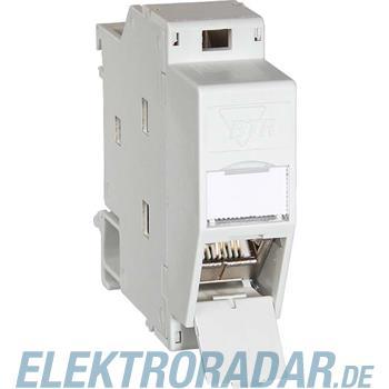 BTR Netcom Hutschienenmodul,Kat.6 TN E-DATmod-REGplus