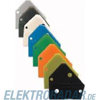WAGO Kontakttechnik Abschlußplatte 236-400