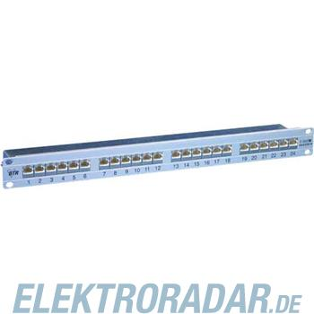 BTR Netcom 24-Port Panel E-DAT C6A 130855C-E