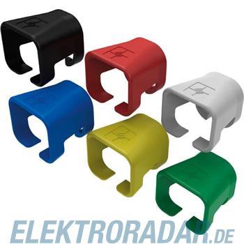 Telegärtner Farbmarkierungsclip grün B00081A0048
