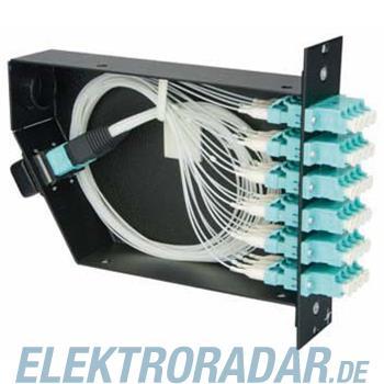 Telegärtner FanOut-Modul 6xLC-Quad MM H02050F4231