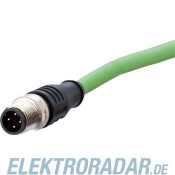 BTR Netcom Anschlussleitung konf.M12 142M1D10010