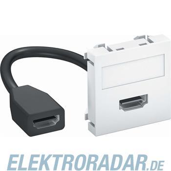 OBO Bettermann Multimediaträger HDMI MTG-HD F SWGR1