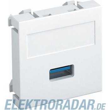OBO Bettermann Multimediaträger USB 3.0A MTG-U3A S SWGR1