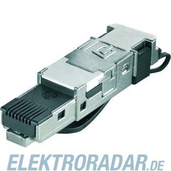 Weidmüller Stecker RJ45 IE-PS-RJ45-FH-BK-P