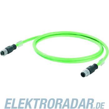 Weidmüller Patchkabel IEC5DD4UG0100MSSMCSE