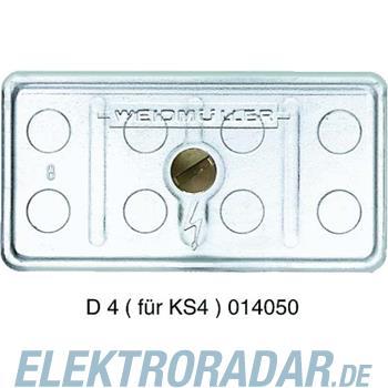 Weidmüller Deckel D6 KS6 TP