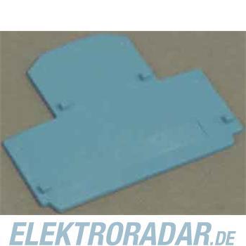 Weidmüller Abschlußplatte WAP WDK2.5/4 N BL