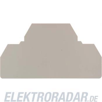 Weidmüller Abschlussplatte ZAP/TW ZDLD2.5-2N OR
