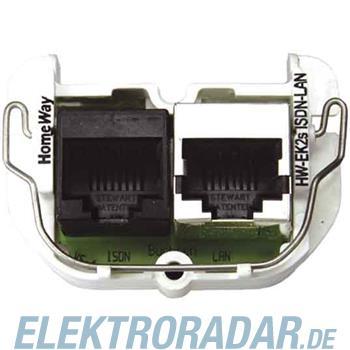 Homeway HW-EK2S LAN/ISDN Modul HAXHSM-G0200-C041