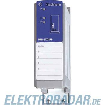 Hirschmann INET Medien-Modul MM4-2TX/SFP