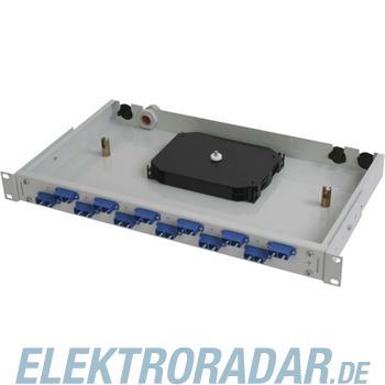 Telegärtner 19Z.LWL-Panel 1HE H02030A0034