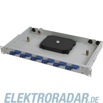 Telegärtner 19Z.LWL-Panel 1HE H02030A0491