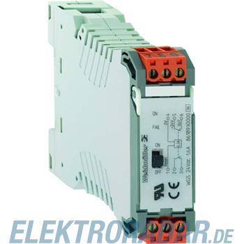 Weidmüller Elektronische Sicherung WGZ 24VDC 6,3A