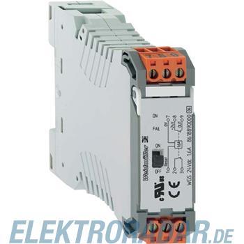Weidmüller Elektronische Sicherung WGZ 24VDC 1,6A