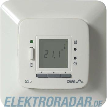 Devi UP-Uhrenthermostat Devireg535 #140F1052