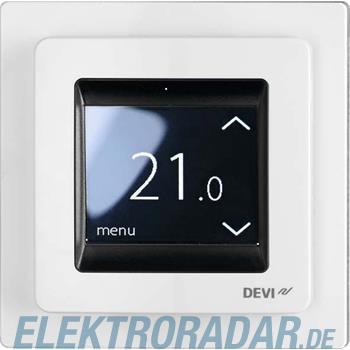 Devi Uhrenthermostat DEVIreg Touch rws