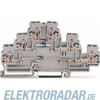 WAGO Kontakttechnik Dreistock Diodenklemme 870-596/281-673