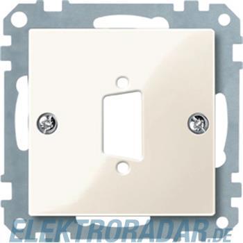 Merten Zentralplatte ws/gl 467644