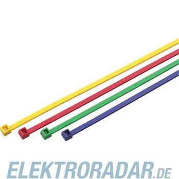 Cimco Kabelbinder blau BxL 4,5x2 18 1466