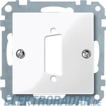 Merten Zentralplatte pws/gl 467719