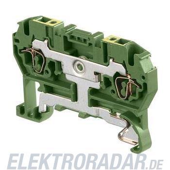 ABB Stotz S&J Schutzleiter-Reihenklemme D4/6.P.2L