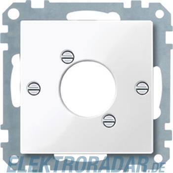 Merten Zentralplatte pws/gl 468019