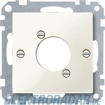 Merten Zentralplatte ws/gl 468044