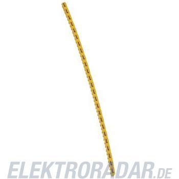 Legrand BTicino Kabelkennzeichnung CAB3-0,15-0,5mm(L)
