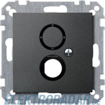 Merten Zentralplatte anth 468514