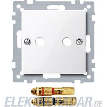 Merten Zentralplatte pws/gl 468819
