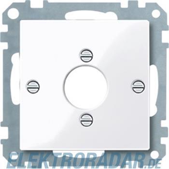 Merten Zentralplatte aws/gl 469025