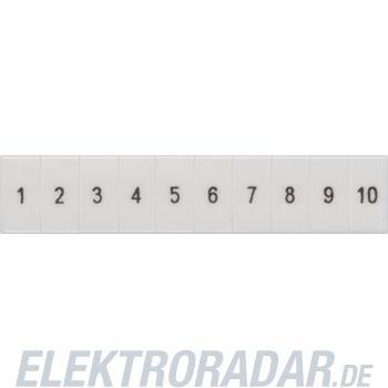 Siemens Schilder, Längs 1-10 Gr.ZB 8WH8120-2AB05