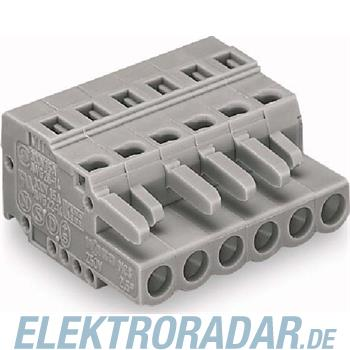 WAGO Kontakttechnik Federleiste gerade 5mm 3-p 231-103/026-000