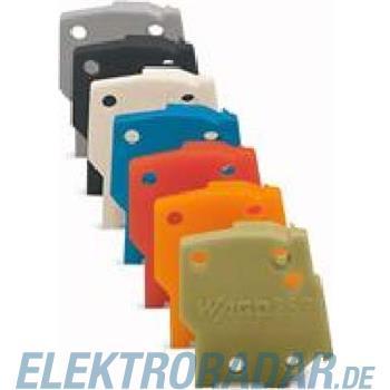 WAGO Kontakttechnik Abschlussplatte 257-300