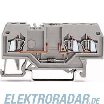 WAGO Kontakttechnik 3-Leiter-FV-Diodenklemme ( 279-673/281-411