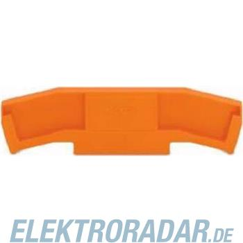WAGO Kontakttechnik Abschlussplatte für 6-Leit 280-333