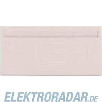WAGO Kontakttechnik 2-Leiter-FV-Trennwand asym 280-357