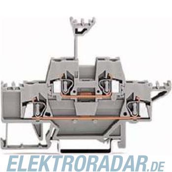 WAGO Kontakttechnik Doppelstockklemme 2,5mm 280-513