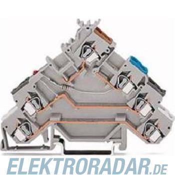 WAGO Kontakttechnik Initiatorklemme 4-Leiter m 280-580/281-434