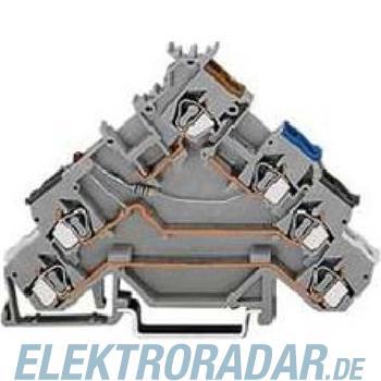 WAGO Kontakttechnik Initiatoren-Klemme 4-Leite 280-581/281-413