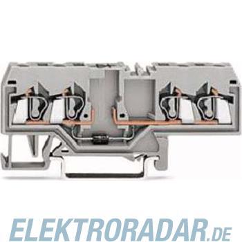 WAGO Kontakttechnik 4-Leiter-FV-Diodenklemme ( 280-655/281-410